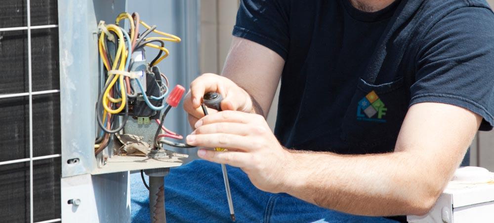 Air Conditioning Repair, LF Air Conditioning Refrigeration